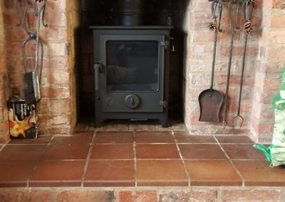 Dean Forge Dartmoor 5 5kw Woodburner