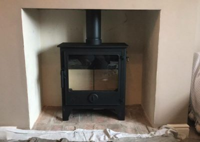 Dean Forge Dartmoor W5 Woodburner