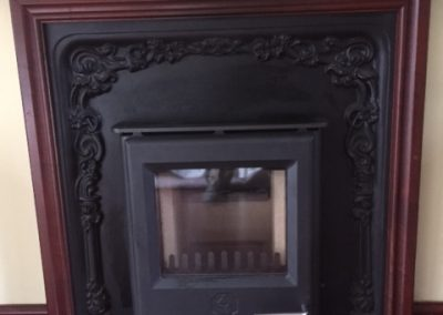 Woodwarm Phoenix Firebright Inset 5kw Multifuel