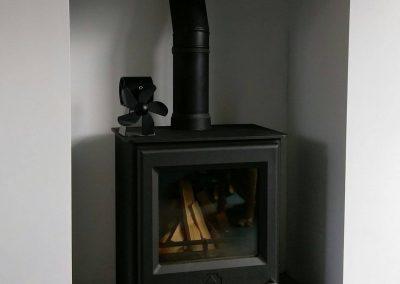 Woodwarm Phoenix Fireblaze 6kw Multifuel