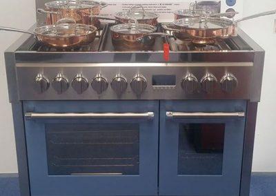 Steel Cucine Range Cooker