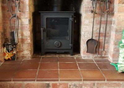 Dean Forge Dartmoor 5 5kw Woodburner